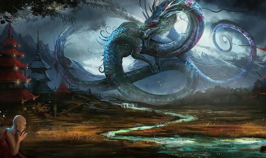 Yoon-Suin Races: The Pixiu